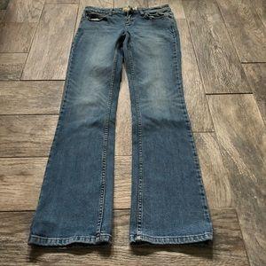 American rag boot cut jeans